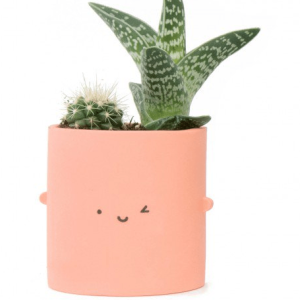 JustHelina Ohh Deer Plant Pot